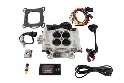 FiTech Go EFI 4 600 HP Self-Tuning Fuel Injection Systems 30001