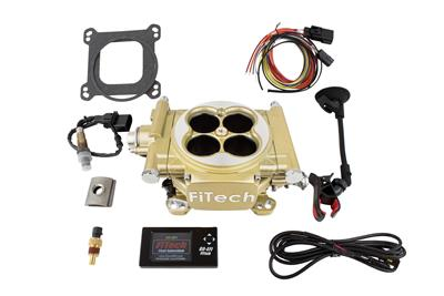 FiTech Easy Street 600 HP Self-Tuning Fuel Injection Systems 30005