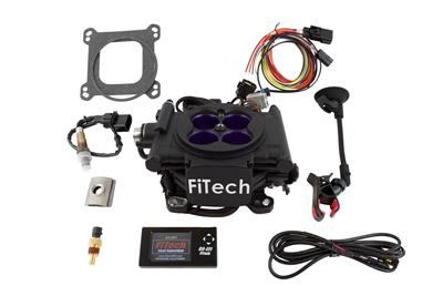 FiTech MeanStreet EFI 800 HP Self-Tuning Fuel Injection Systems 30008