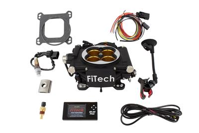 FiTech Go EFI 8 Power Adder Plus 1200 HP Fuel Injection