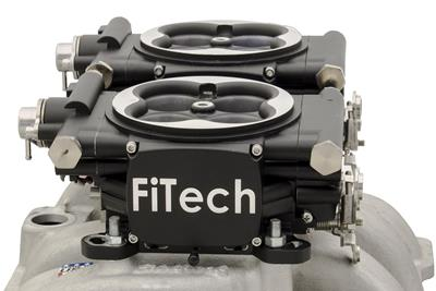 FiTech Go EFI 2x4 Dual-Quad 625 HP Self-Tuning Fuel Injection Systems 30062