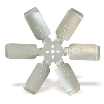 Derale 19115 15 High Performance Stainless Steel Flex Fan Standard Rotation