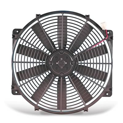 Flex-A-Lite 236 Electric Cooling Fan,16 Inch Flex Wave,Reversible