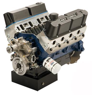 Ford Performance Parts 427 C I D  535 HP Long Block Crate Engines with  Z2-Series Cylinder Heads M-6007-Z2427FFT