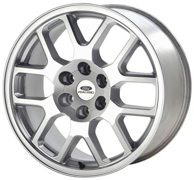 Ford Performance Parts Silver Svt F 150 Lightning Wheels M 1007
