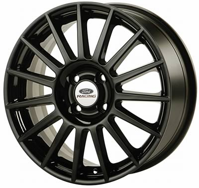 Ford Performance Parts Black Focus Rally Wheels M 1007 S177b Free
