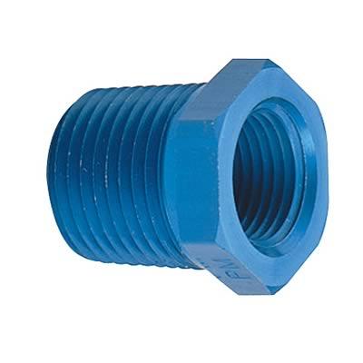Fragola 491203-BL Black 1//8 x 3//8 Pipe Reducer Bushing