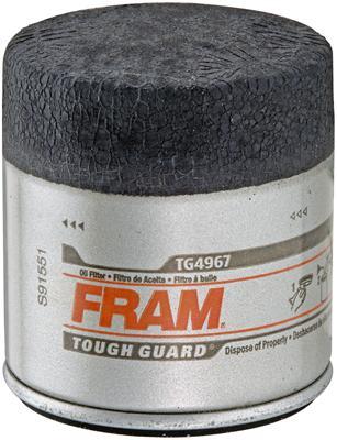 KAWASAKI 400 MULE 610 4X4 Fram Tough Guard Oil Filters