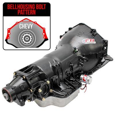 FTI Performance TH400 Level 4 Transmissions TH400-4