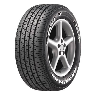 goodyear eagle 1 nascar tire 225 60 16 solid white With goodyear solid white letter tires