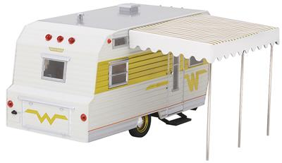 1 24 Scale Winnebago Travel Trailer Diecast Model 18420 B