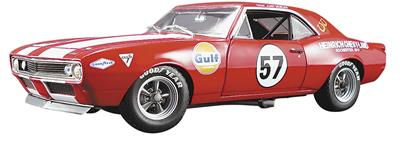 1 18 Scale Heinrich Chevy Land 1967 Camaro Z28 Gmp Diecast Model Gmp 18843