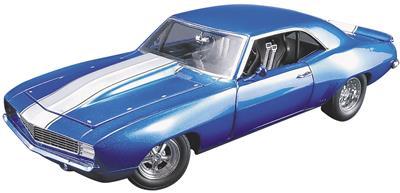 1:18 Scale 1969 Chevy Camaro GMP 1320 Drag Kings Diecast Model GMP-18876