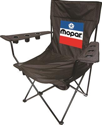 Amazing Mopar Pentastar Kingpin Folding Chair M7114 Inzonedesignstudio Interior Chair Design Inzonedesignstudiocom
