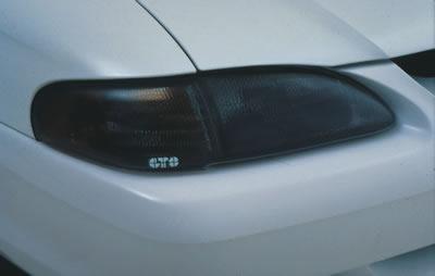 GT Styling GT0962S Smoke Headlight Cover