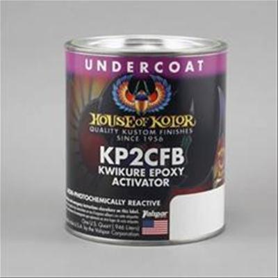 House of Kolor Kwikure Epoxy Primer KP2CFB Q01