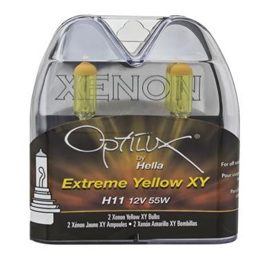Hella Optilux Extreme XY Light Bulbs H71071132