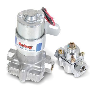 Holley Blue Electric Fuel Pump 12 802 1
