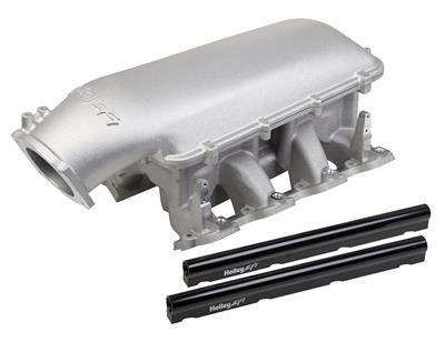 Holley EFI LS Mid-Rise Intake Manifolds 300-126