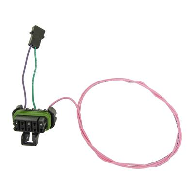 HOLLEY 558-493 SNIPER EFI TO HOLLEY EFI DUAL SYNC DISTRIBUTOR ADAPTER HARNESS