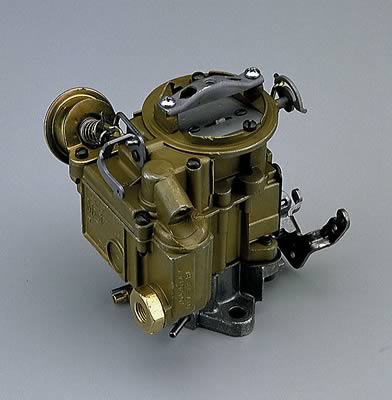 Single barrel stromberg carburetor