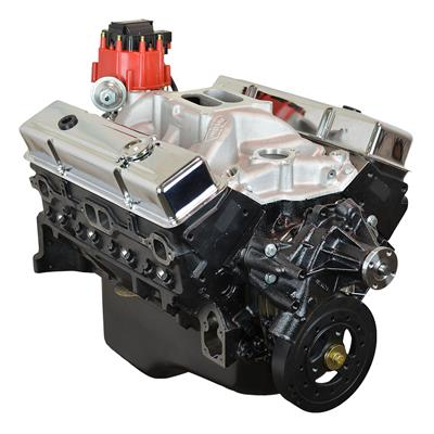 ATK High Performance GM 350 325 HP Stage 2 Long Block Crate Engines HP291PM