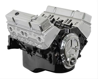 ATK High Performance GM 350 Blower-Ready Stage 1 Long Block Crate Engines  HP38