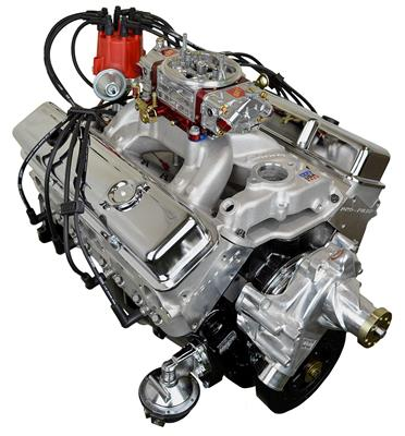 Atk High Performance Gm 383 Stroker 500 Hp Stage 3 Long Block Crate Engines Hp55c