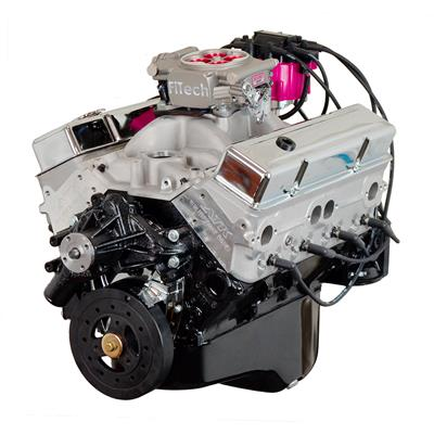 ATK High Performance GM 350 375 HP Stage 3 Long Block Crate Engines With EFI HP89C EFI