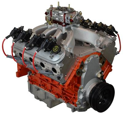ATK High Performance Chevy LS 408 600 HP Long Block Crate Engines LS01C