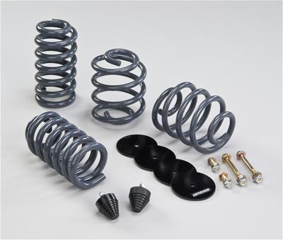 Hotchkis 19390 lowering Springs Front Rear Gray Chevy GMC 4 Front 6