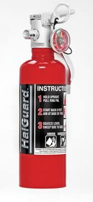 H3R Performance HalGuard Fire Extinguishers HG100R