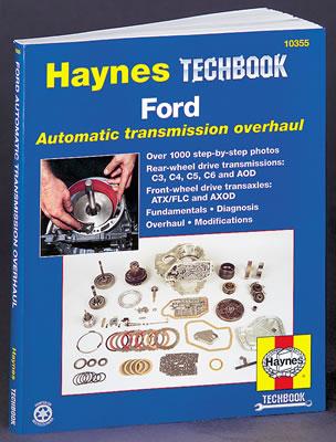 Version 4r44e 4r55e Service Manual