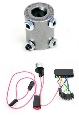 ididit Ididit Steering Column Wiring Harness Adapter on