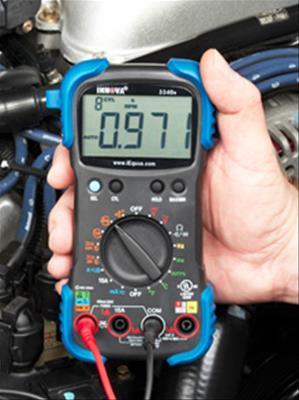 INNOVA 3340 Automotive Digital Multimeter 10 MegOhm//UL