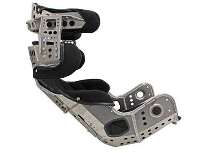 NEW KIRKEY RACING ALUMINUM RIGHT SIDE HEAD REST /& BLACK COVER