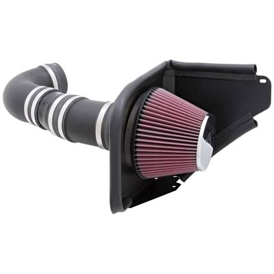 K/&N 63-3072 AirCharger Performance Air Intake System