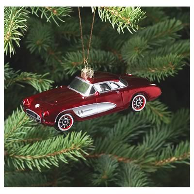 1957 Corvette Glass Ornament CR0100 - Free Shipping on Orders Over $99 at  Summit Racing - 1957 Corvette Glass Ornament CR0100 - Free Shipping On Orders Over