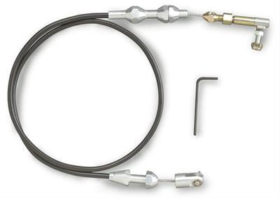 Lokar TC-1000HT96 96 Hi-Tech Throttle Cable Kit