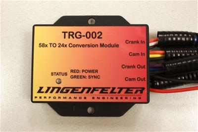 Lingenfelter TRG-002 58x-24x Crank Sensor Trigger Conversion