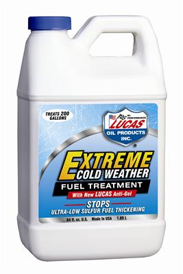 Lucas oil 10021 1 fuel additive extreme cold weather 1 2 for What motor oil is best for cold weather