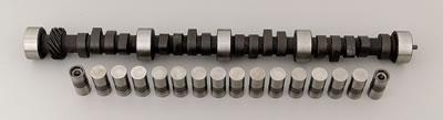 Lunati Camshaft /& Lifter Kit 10120416LK; Bracket Master Hydraulic for Chevy SBC
