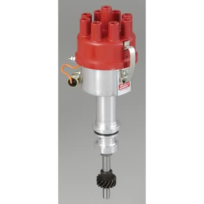 Mallory 2555101 distributor dual points mechanical ebay for Mallory material