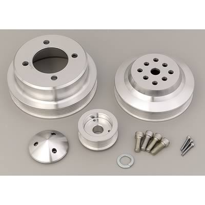 March Performance Ford 302 351w C Serpentine Conversion Kits 1675