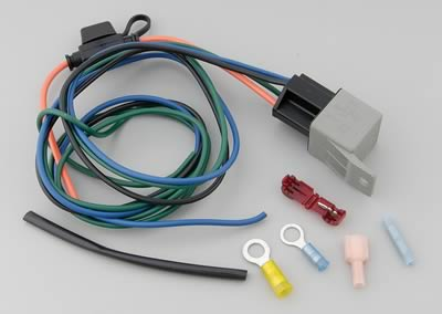 meziere water pump relay kits wik346 free shipping on orders over rh summitracing com electric water pump wiring diagram meziere water pump wiring diagram