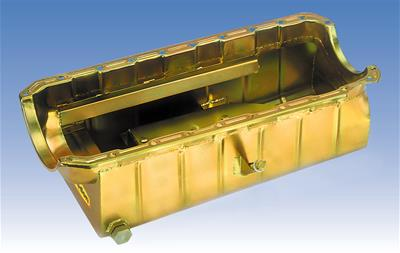 Milodon Marine Oil Pans - Free Shipping on Orders Over $99 at Summit
