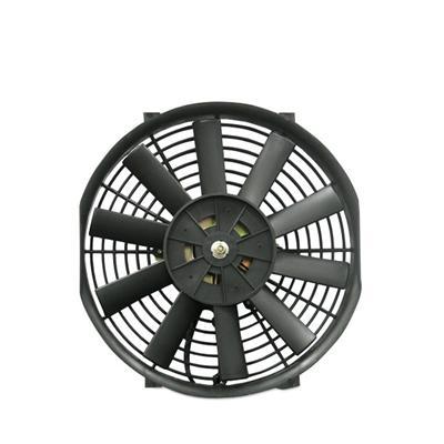 """Mishimoto Single Black 12/"""" Slim Electric Radiator Cooling Fan MMFAN-12"""