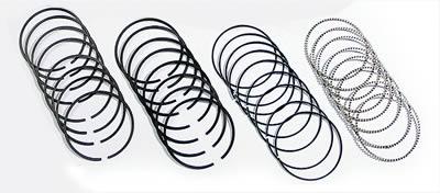 "Mahle Motorsport Piston Ring Set 4395MS-15; Plasma-Moly 4.390/"" Bore File Fit"