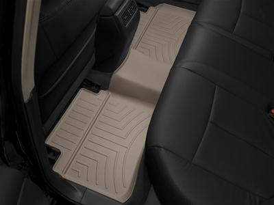 Husky Liners 2nd Seat Floor Liner Fits 05-07 Silverado//Sierra 1500 HD Crew Winfield Consumer Products 61461
