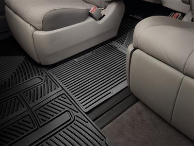 Toyota Sienna Weathertech All Weather Floor Mats W247